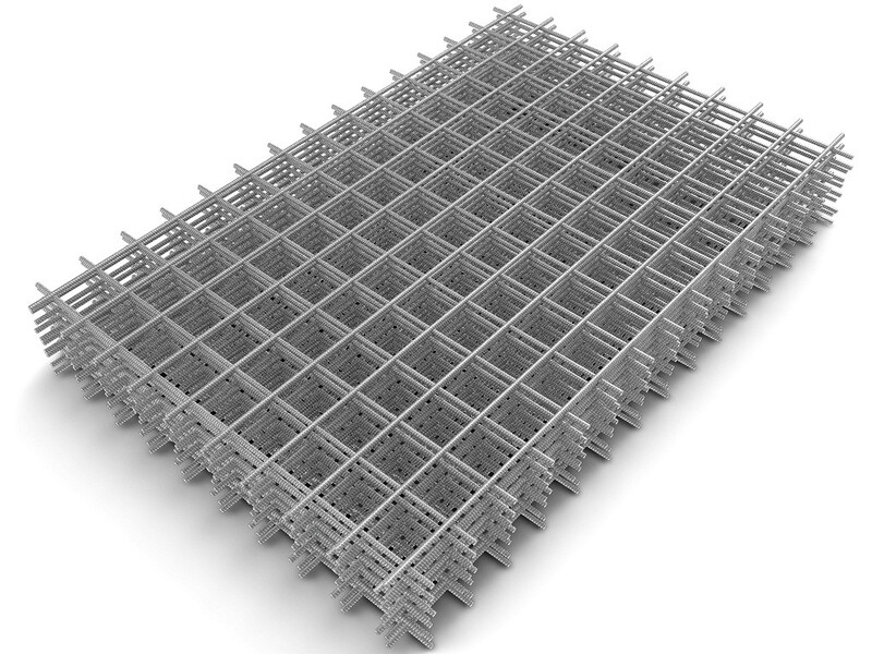 Сетка Сварная 60x60x2,5мм (500x2000)