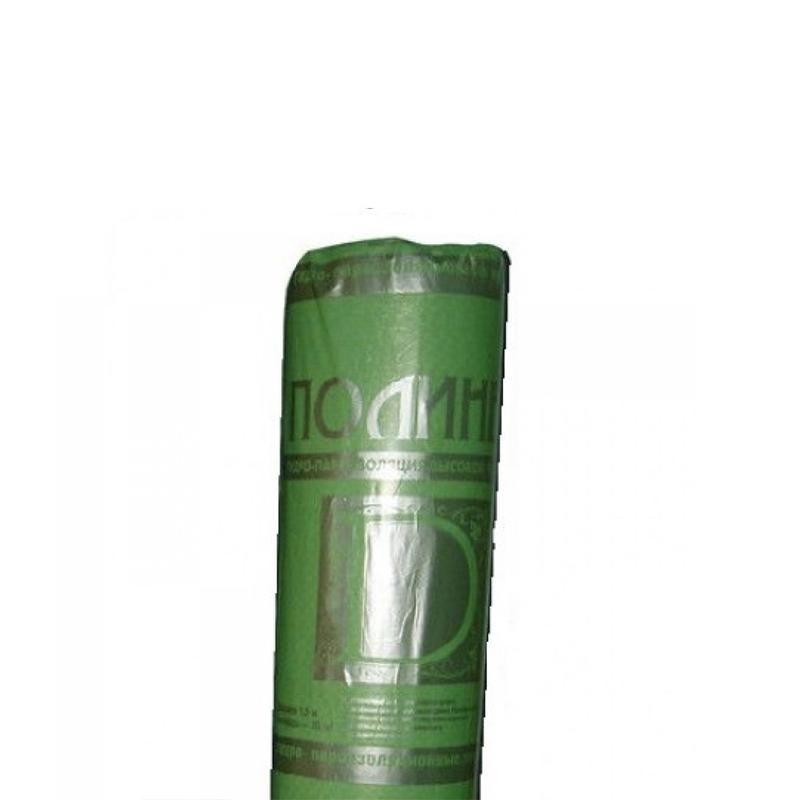 Polinet D (Универсальная гидро- пароизоляция высокой прочности) 1,5 м (60м2), шт
