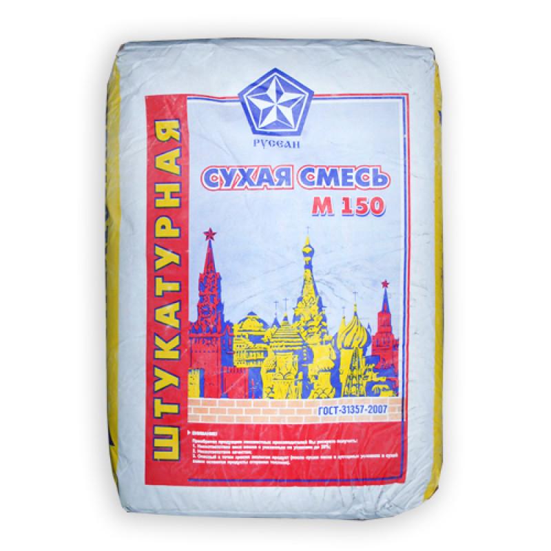 Сухая смесь М150 русеан (40кг)