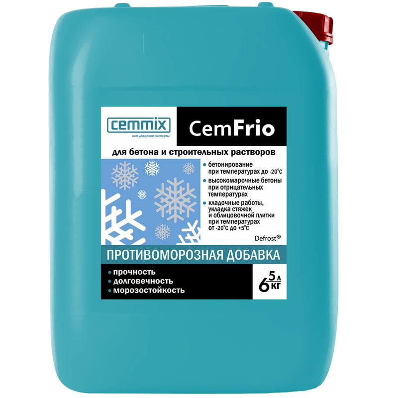 противоморозные добавки в цемент